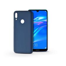 Haffner Huawei Y7 (2019)/Y7 Prime (2019) szilikon hátlap - Soft - kék tok és táska