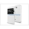 Haffner LG H220 Joy S-View Flexi oldalra nyíló flipes tok - fehér