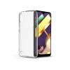 Haffner LG K22 LM-K200E szilikon hátlap - Soft Clear - transparent