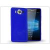 Haffner Microsoft Lumia 950 szilikon hátlap - Jelly Flash - kék