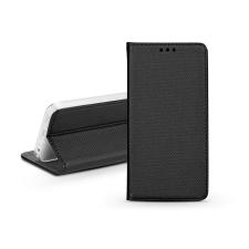 Haffner S-Book Flip bőrtok - Apple iPhone 12 Mini - fekete tok és táska