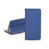 Haffner S-Book Flip bőrtok - Huawei Mate 20 Pro - kék