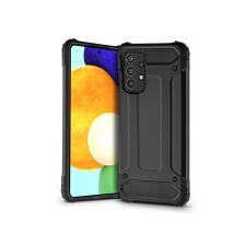 Haffner Samsung A525F Galaxy A52/A526B Galaxy A52 5G ütésálló hátlap - Armor - fekete tok és táska