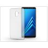 Haffner Samsung A730F Galaxy A8 Plus (2018) szilikon hátlap - Ultra Slim 0,3 mm - transparent