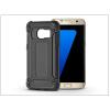 Haffner Samsung G930F Galaxy S7 ütésálló hátlap - Armor - fekete