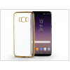 Haffner Samsung G955F Galaxy S8 Plus szilikon hátlap - Jelly Electro - gold
