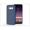 Haffner Samsung G955F Galaxy S8 Plus szilikon hátlap - Soft - kék