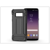 Haffner Samsung G955F Galaxy S8 Plus ütésálló hátlap - Armor - fekete
