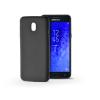 Haffner Samsung Galaxy J3 (2018) szilikon hátlap - Soft - fekete