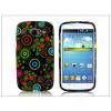 Haffner Samsung i8260 Galaxy Core szilikon hátlap - design 4
