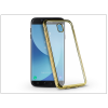Haffner Samsung J730F Galaxy J7 (2017) szilikon hátlap - Jelly Electro - gold