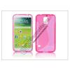 Haffner Samsung SM-G900 Galaxy S5 szilikon hátlap - S-Line - pink