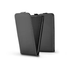 Haffner Slim Flexi Flip bőrtok - Apple iPhone 12/12 Pro - fekete tok és táska