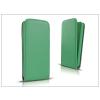 Haffner Slim Flexi Flip bőrtok - Apple iPhone 7 - lime