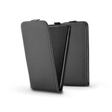 Haffner Slim Flexi Flip bőrtok - Huawei P40 - fekete tok és táska