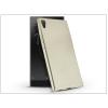Haffner Sony Xperia XA1 Ultra (G3221/G3223) szilikon hátlap - Jelly Flash Mat - gold