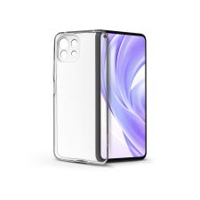 Haffner Xiaomi Mi 11 Lite LTE/11 Lite 5G szilikon hátlap - Soft Clear - transparent tok és táska