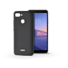 Haffner Xiaomi Redmi 6 szilikon hátlap - Soft - fekete