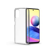Haffner Xiaomi Redmi Note 10 5G szilikon hátlap - Soft Clear - transparent tok és táska