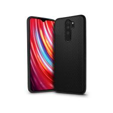 Haffner Xiaomi Redmi Note 8 Pro hátlap - Liquid Air - fekete tok és táska