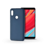 Haffner Xiaomi Redmi S2 szilikon hátlap - Soft - kék