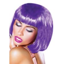 Hair Club Ceopatra Party paróka, lila jelmez