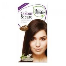 Hairwonder Colour&Care 4.03 Mokkabarna 1 db hajfesték, színező