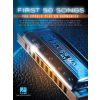 HAL LEONARD First 50 Songs Harmonica