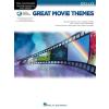 HAL LEONARD Great Movie Themes: Instrumental P-A Cello Violoncello