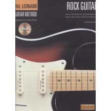 HAL LEONARD Rock Guitar - Guitar Method művészet
