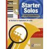 HAL LEONARD Starter Solos C/Bb Baritone/Euphonium BC/TC