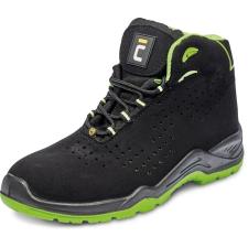 HALWILL MF ESD S1P SRC bakancs 41 fekete munkavédelmi cipő