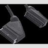 Hama 43160 Scart - Scart kábel, 1m