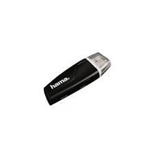 Hama 54115 USB 2.0 kártyaolvasó SDXC, fekete kártyaolvasó