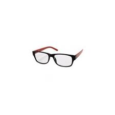 Hama 96268 olvasószemüveg, műanyag, +2,5 dpt, fekete/piros olvasószemüveg