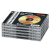 Hama DUPLA-CD DOBOZ 5DB/CS