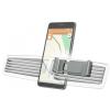 Hama FLIPPER 2.0 Univerzális autós mobiltartó alu szürke