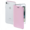 """Hama Mobil tok """"Clear Booklet"""" iPone 7, Rosé (177813)"""
