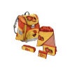 Hama Step by Step Sunny Flowers Touch Schoolbag Set 5 parts