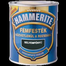 Hammerite MAX SZATÉN 0,25L FEHÉR akrilfesték