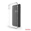 Hana Air szilikon hátlap, Galaxy J4+, Átlátszó