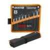 Handy (10784) 8 db-os kombinált villáskulcs készlet, tárolóval