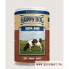 Happy Dog Rind Pur marhás konzerv kutyának 12*400g