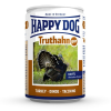 Happy Dog Truthahm Pur Pulyka Konzerv 400g