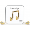 Happy Plugs Earbud Gold Deluxe Edition