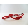 Harimi vízipipa cső - Piros - 190 cm