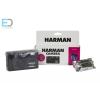 Harman 35mm analóg ( filmes ) fényképezőgép + 2 Kentmere Pan 36-400-135 film