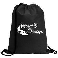 Harry Potter Always hátizsák fekete
