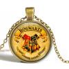 Harry Potter Hogwarts nyaklánc (2. változat)