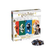 Harry Potter Puzzle 500 db Crests puzzle, kirakós